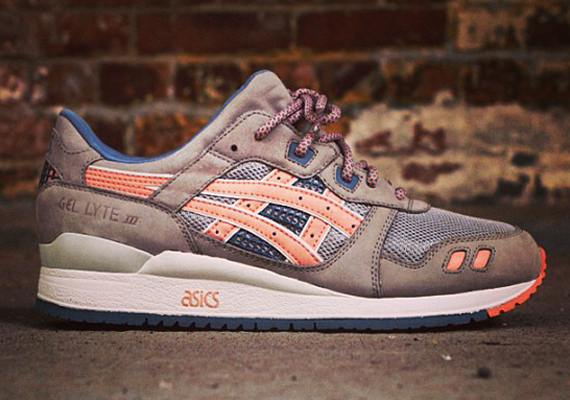 Ronnie Fieg x Asics Gel Lyte V Beige Pink Preview Le